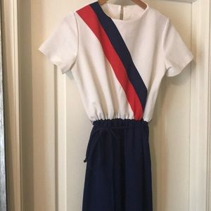 Vintage Fourth Of July Dress